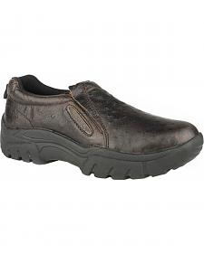 Roper Men's Alamosa Slip-On Shoes - Steel Toe