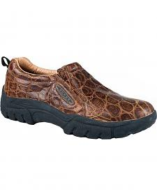 Roper Men's Performance Slip-On Shoes
