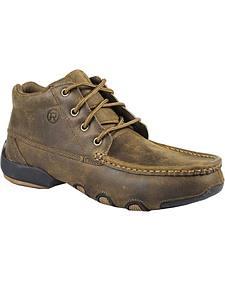 Roper Men's Driving Moc Chukka Boots