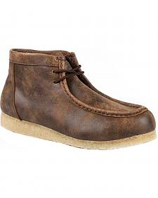 Roper Men's Gum Sole Chukka Shoes