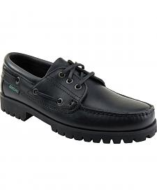 Eastland Men's Black Seville Oxfords