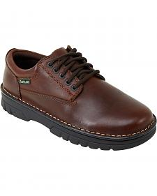 Eastland Men's Brown Plainview Oxfords