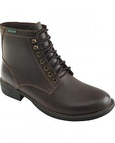Eastland Men's Brown Brent Plain Toe Boots