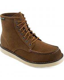 Eastland Men's Nutmeg Suede Lumber Up Boot