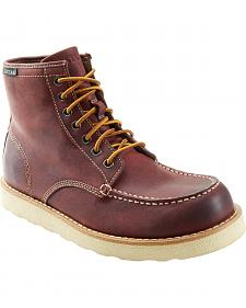 Eastland Men's Oxblood Lumber Up Boot