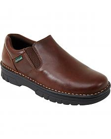 Eastland Women's Brown Newport Slip-On Shoes