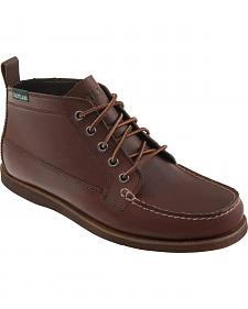 Eastland Men's Brown Seneca Camp Moc Chukka Boot