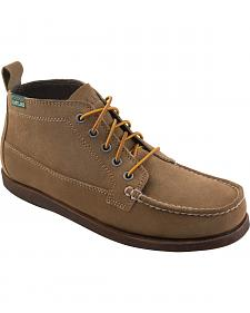 Eastland Men's Natural Seneca Camp Moc Chukka Boot