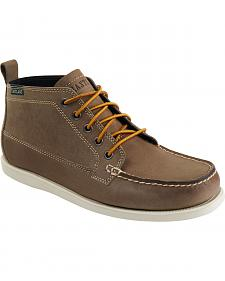 Eastland Men's Tan Seneca Camp Moc Chukka Boot