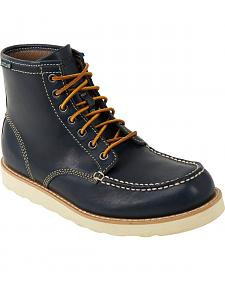 Eastland Men's Navy Lumber Up Boot