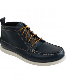 Eastland Men's Navy Seneca Camp Moc Chukka Boot