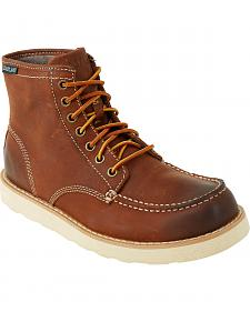 Eastland Men's Pecan Lumber Up Boot
