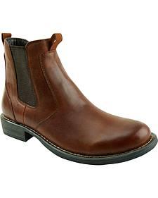 Eastland Men's Tan Daily Double Jodhpur Boots