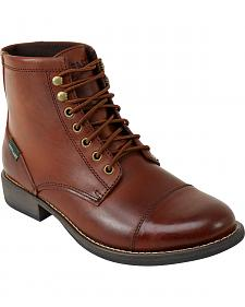 Eastland Men's Tan High Fidelity Cap Toe Boot