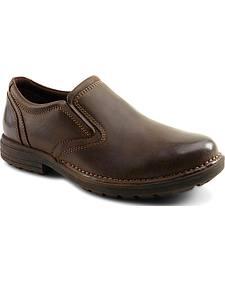 Eastland Men's Brown Cole Slip On Shoes