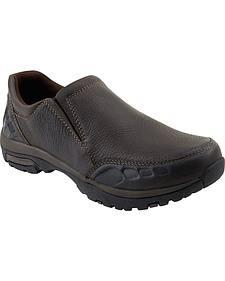 Eastland Men's Brown Colin Slip On Shoes