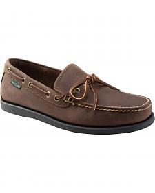 Eastland Men's Bomber Brown Yarmouth Camp Moc Slip On