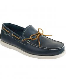 Eastland Men's Navy Yarmouth Camp Moc Slip On