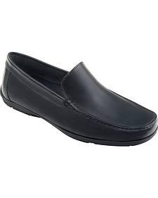 Eastland Men's Black Talladega Driving Moc Loafers