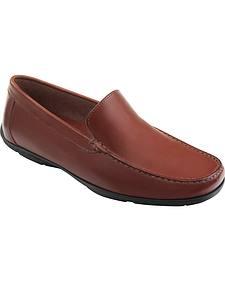 Eastland Men's Brown Talladega Driving Moc Loafers