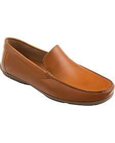 Eastland Men's Tan Talladega Driving Moc Loafers