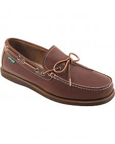 Eastland Men's Brown Yarmouth Camp Moc Slip On