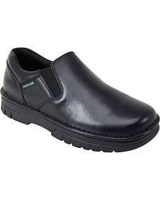 Eastland Men's Black Newport Slip On Shoes