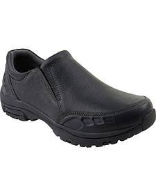 Eastland Men's Black Colin Slip On Shoes