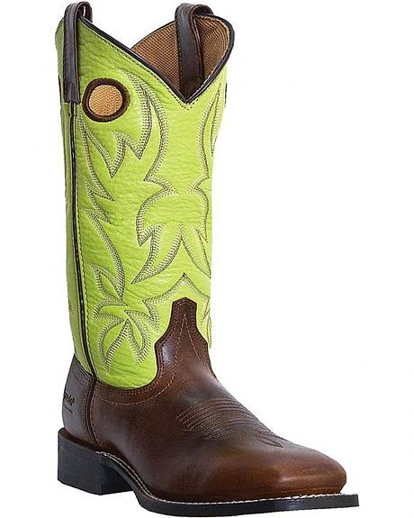 Laredo Rodeo Cowgirl Boots - Square Toe