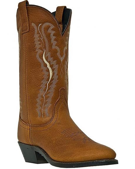 Laredo Abby Cowgirl Boots - Round Toe