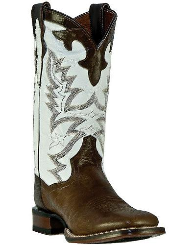Dan Post Jewell Cowgirl Boots Square Toe