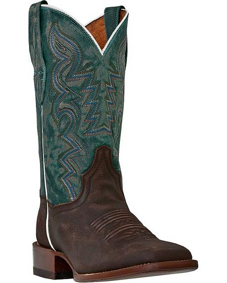 Dan Post Scottsdale Cowgirl Boots - Square Toe
