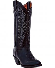 Dan Post Mistie Cowgirl Boots - Round Toe