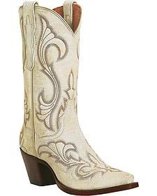 Dan Post El Paso Cowgirl Boots - Snip Toe