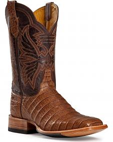 Cinch Caiman Cowgirl Boots - Square Toe