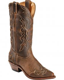 Boulet Cowgirl Spice Cowgirl Boots - Pointed Toe