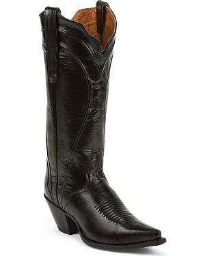 Nocona Acento Cowgirl Boots - Snip Toe