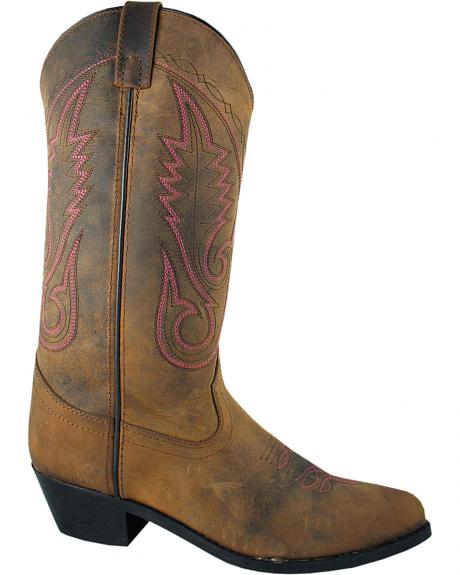 Smoky Mountain Taos Cowgirl Boots - Pointed Toe