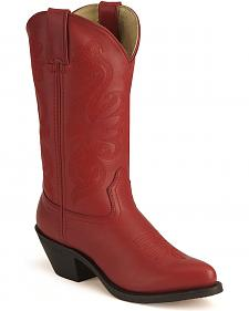 Durango Cowgirl Boots - Pointed Toe