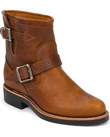 Chippewa Women's Renegade Engineer Boots - Round Toe