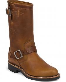 "Chippewa Women's Renegade 11"" Engineer Boots - Round Toe"