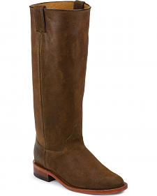 Chippewa Women's Bomber Original Roper Boots - Round Toe
