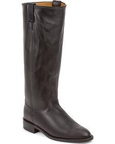 Chippewa Women's Whirlwind Original Roper Boots - Round Toe