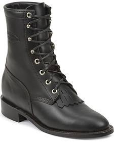 Chippewa Women's Whirlwind Original Lacer Boots - Round Toe