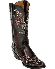 Ferrini Wild Diva Cowgirl Boots - Snip Toe