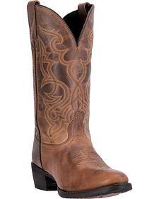 Dan Post Women's Maddie Western Boots - Round Toe