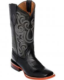 Ferrini Women's French Calf Cowgirl Boots - Square Toe