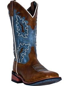 Laredo Isla Cowgirl Boots - Square Toe