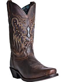 Laredo Cora Cowgirl Boots - Square Toe