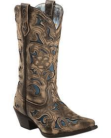 Laredo Sharona Cowgirl Boots - Snip Toe